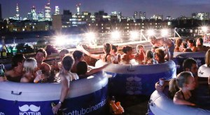 Hot Tub Cinema London