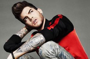 Welcome to the world of Adam Lambert