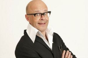 Harry Hill - regular to the event