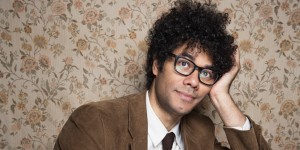 Richard Ayoade we all love him but always has familiar characters