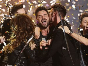 X Factor 2014 winner