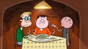 The Ricky Gervais show TV animation