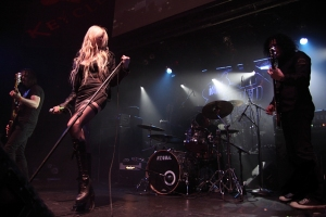 The Pretty Reckless are currently on tour with Halestorm