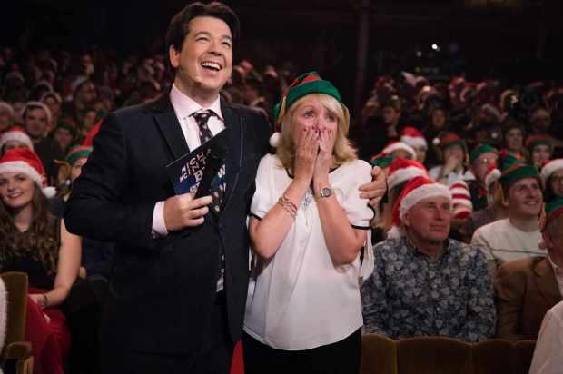 Michael McIntyre's Big Christmas Show - Episodics