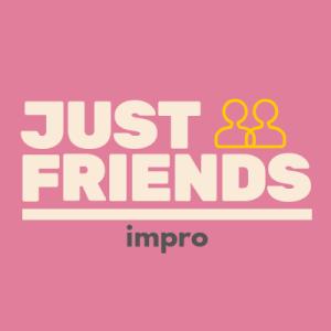 just friends logo