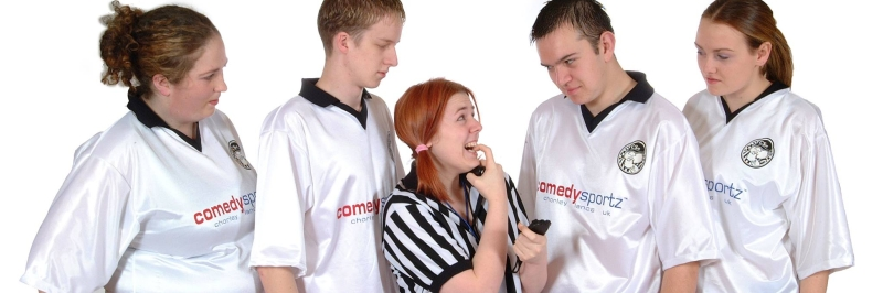 ComedySportz Then
