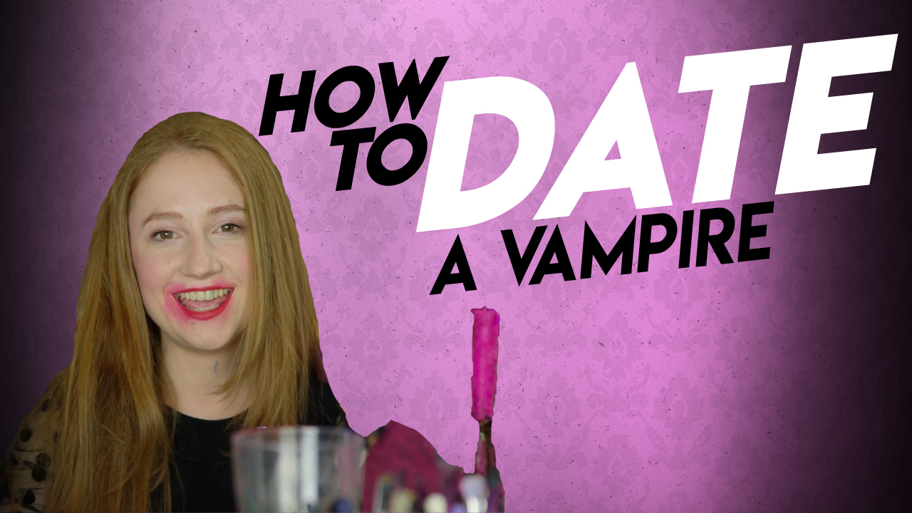 Episode 1 - Vampire - Thumbnail