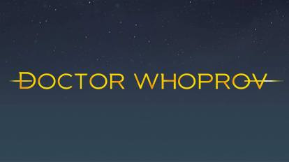 Doctor Whoprov