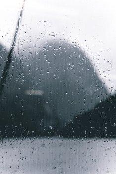 I mean it rains A LOT