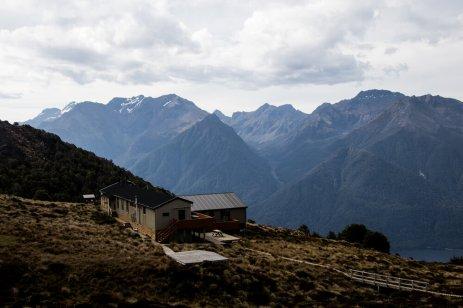 Mount Luxmore Hut