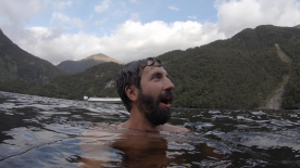 Swimming in the Fiord