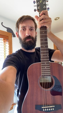 10 Me and my guitar