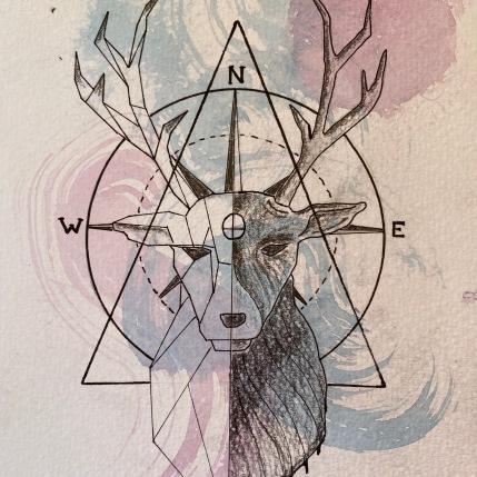 A tattoo design