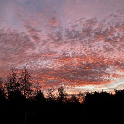 2 A beautiful sunset