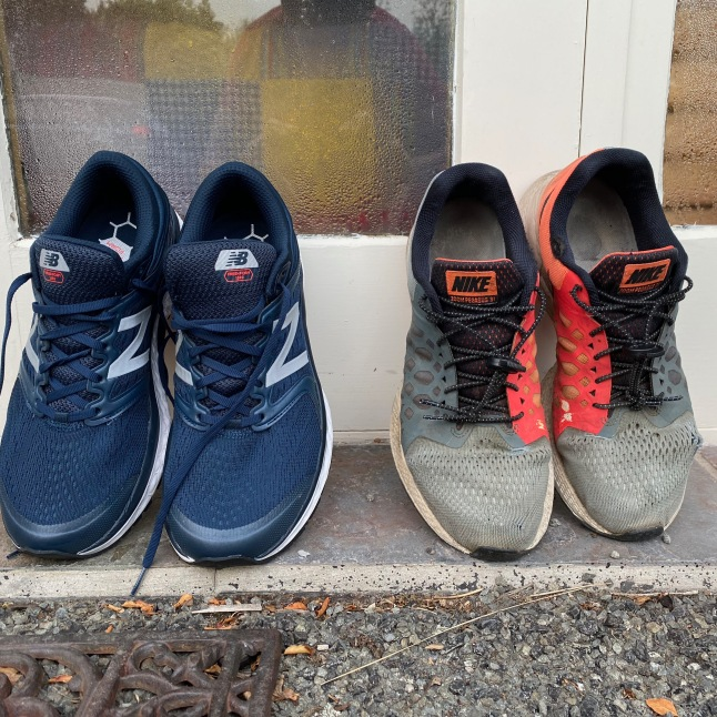 15 Old shoes vs New