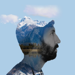 9 Final attempt at a Double Exposure image