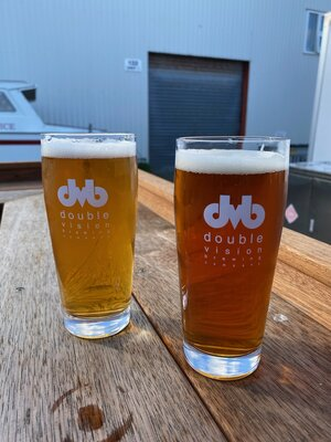 Double Vision Brewery.