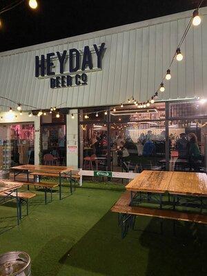Heyday Beer Co